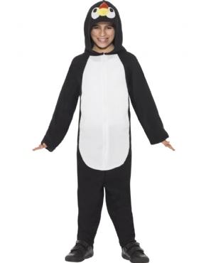 Child Penguin Onesie Costume