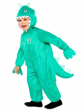 Child Peppa Pig Dino Jumpsuit Costume Couples Costume