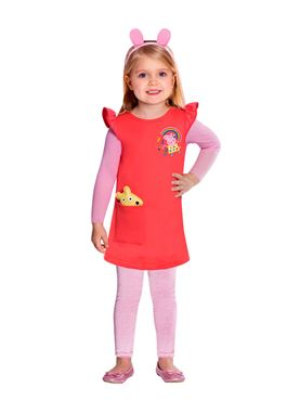 Child Peppa Pig Dress Costume