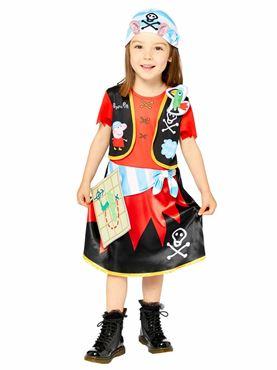 Child Peppa Pig Pirate Costume Couples Costume