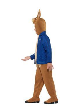 Child Peter Rabbit Costume - Back View