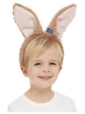 Child Peter Rabbit Movie Headband