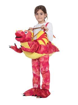 Child Piggy Back Dragon Costume