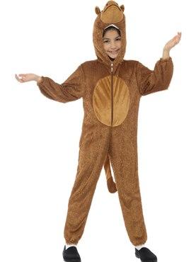 Child Plush Camel Costume