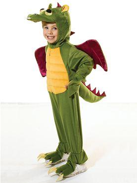 Child Dragon Costume