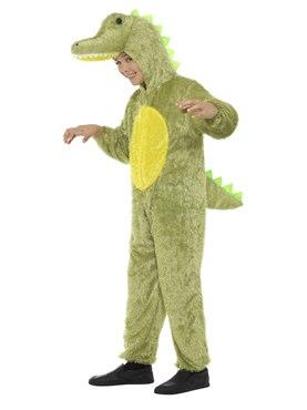 Child Plush Crocodile Costume