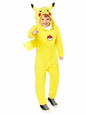 Child Pokemon Pikachu Costume Couples Costume
