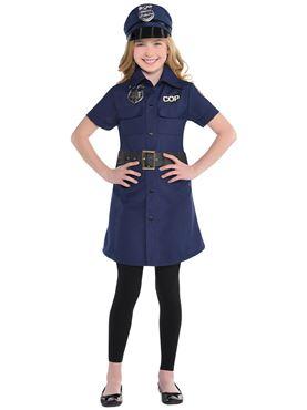 Child Police Dress