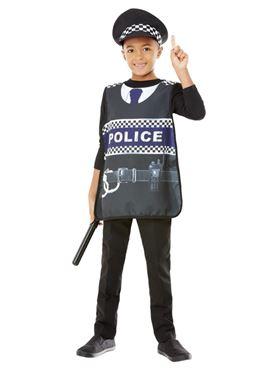 Child Police Kit