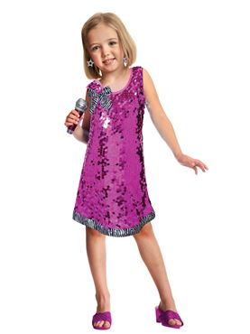 Child Pop Star Costume