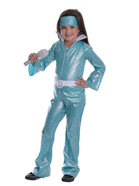 Child Pop Star Diva Costume