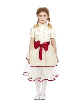 Child Porcelain Doll Costume Couples Costume
