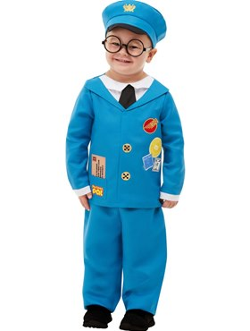 Child Postman Pat Costume