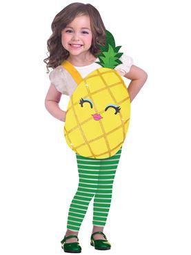 Child Pretty Pineapple Costume Couples Costume
