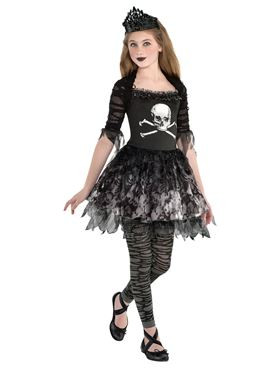 Child Prima Zomberina Costume