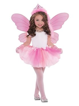 Child Princess Fairy Tutu - Back View
