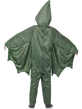Child Pterodactyl Dinosaur Costume - Side View