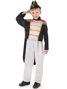Child Colonial Boy Costume