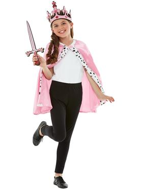 Child Queen Kit Couples Costume