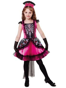 Child Queen of Death Costume