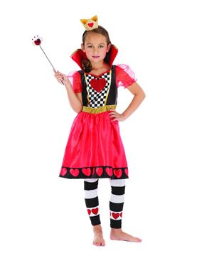 Child Queen of Hearts Costume