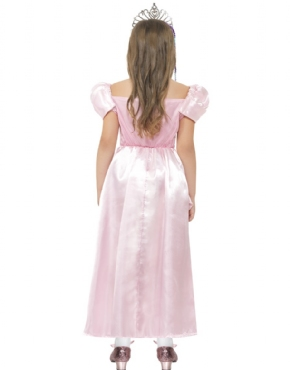 Child Sleeping Princess Costume - Side View