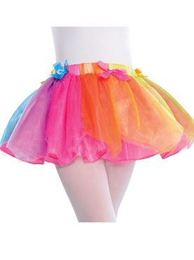 Child Rainbow Fairy Tutu
