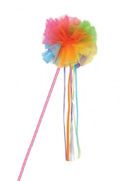 Child Rainbow Fairy Wand