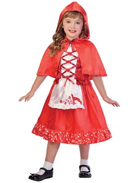 Child Red Riding Hood Costume