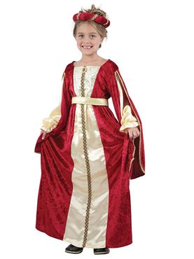 Child Regal Princess Costume