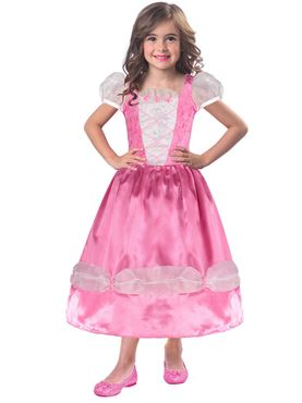 Child Reversible Princess Pirate Costume