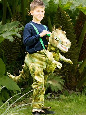 Child Ride On Dinosaur Costume