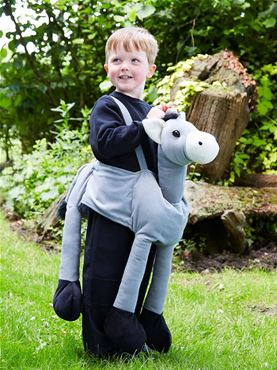 Child Ride On Donkey Costume