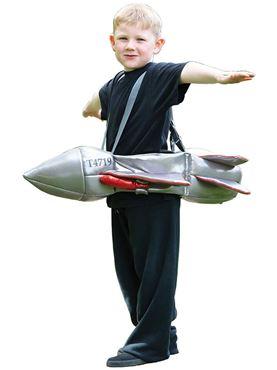 Child Ride On Jet Costume