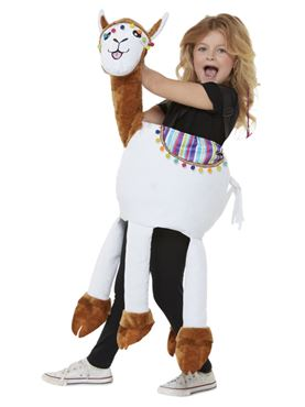 Child Ride-In Llama Costume