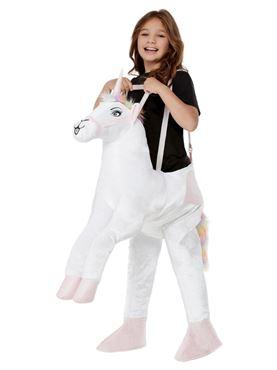 Child Ride-In Unicorn Costume