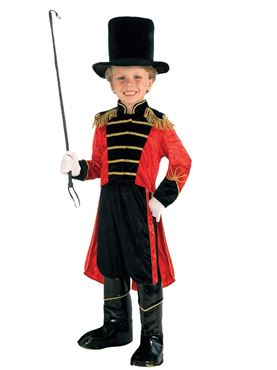 Child Ring Master Costume