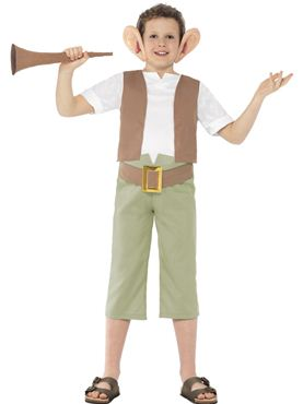 Child Roald Dahl BFG Costume Couples Costume