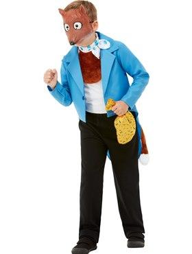 Child Roald Dahl Fantastic Mr Fox Kit - Back View