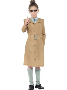 Child Roald Dahl Miss Trunchbull Costume