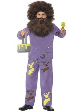 Child Roald Dahl Mr Twit Costume