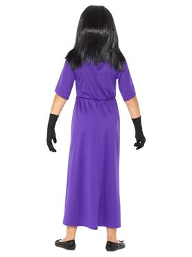 Child Roald Dahl The Witches Costume - Side View