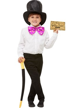 Child Roald Dahl Willy Wonka Kit