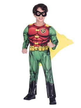 Child Robin Classic Costume