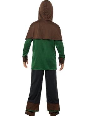 Child Robin Hood Costume - Side View