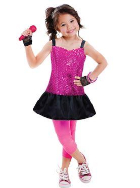 Child Rock Star Costume