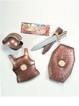 Child Roman Armour Set