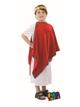 Child Roman Costume