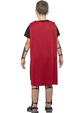 Child Roman Solider Costume - Side View