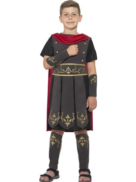Child Roman Solider Costume